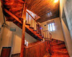 Inner staircase